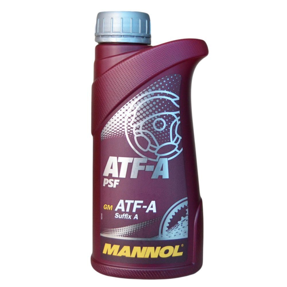 Масло ГУР Mannol ATF-A PSF 1л   3048