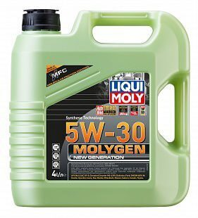 Масло моторное LIQUI MOLY Molygen New Generation 5w30 (4л) синт. 9042