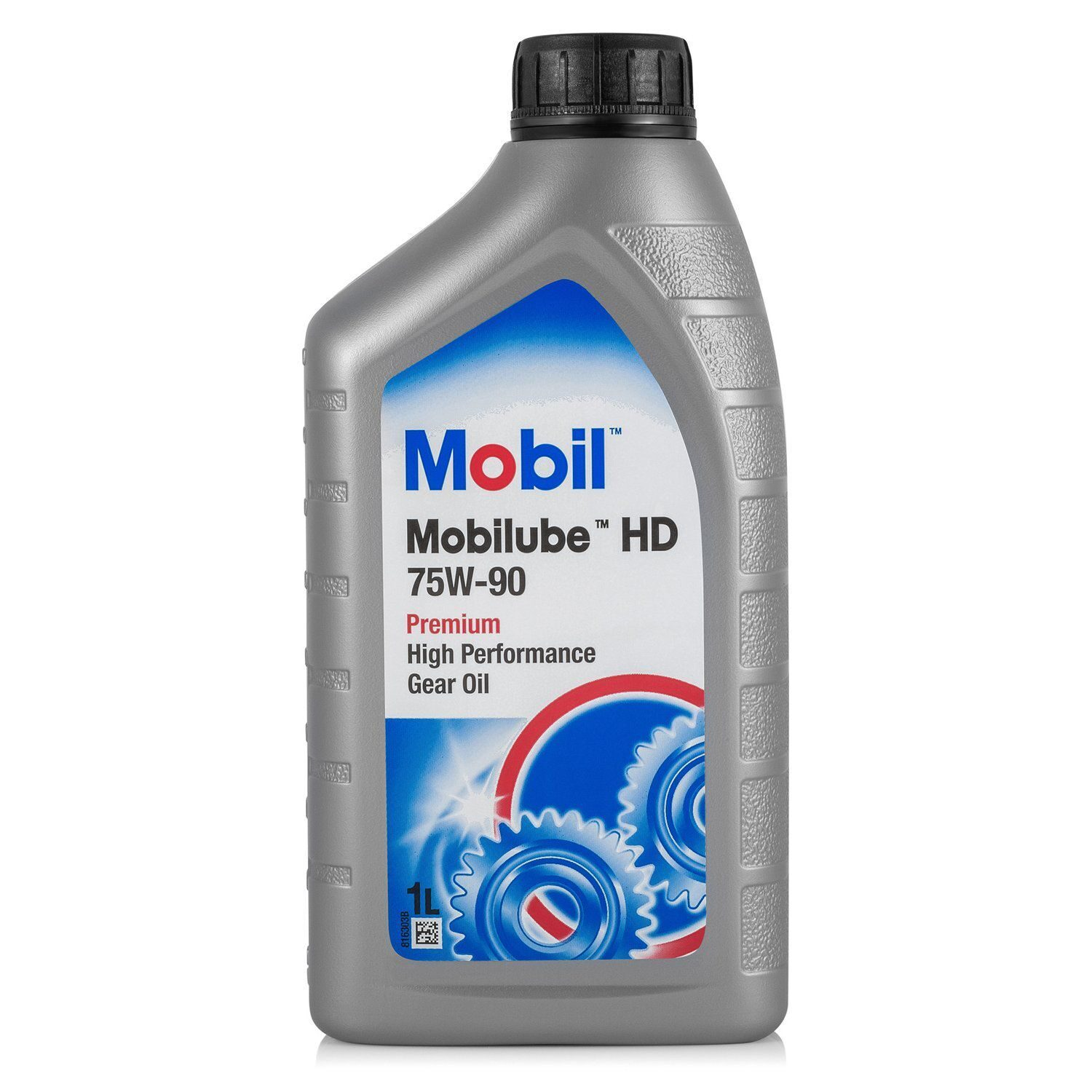 Масло транс. Mobil Mobilube HD 75w90 GL-5 (1л)