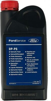 Масло ГУР FORD  DP-PS (зеленая) 1L   1781003