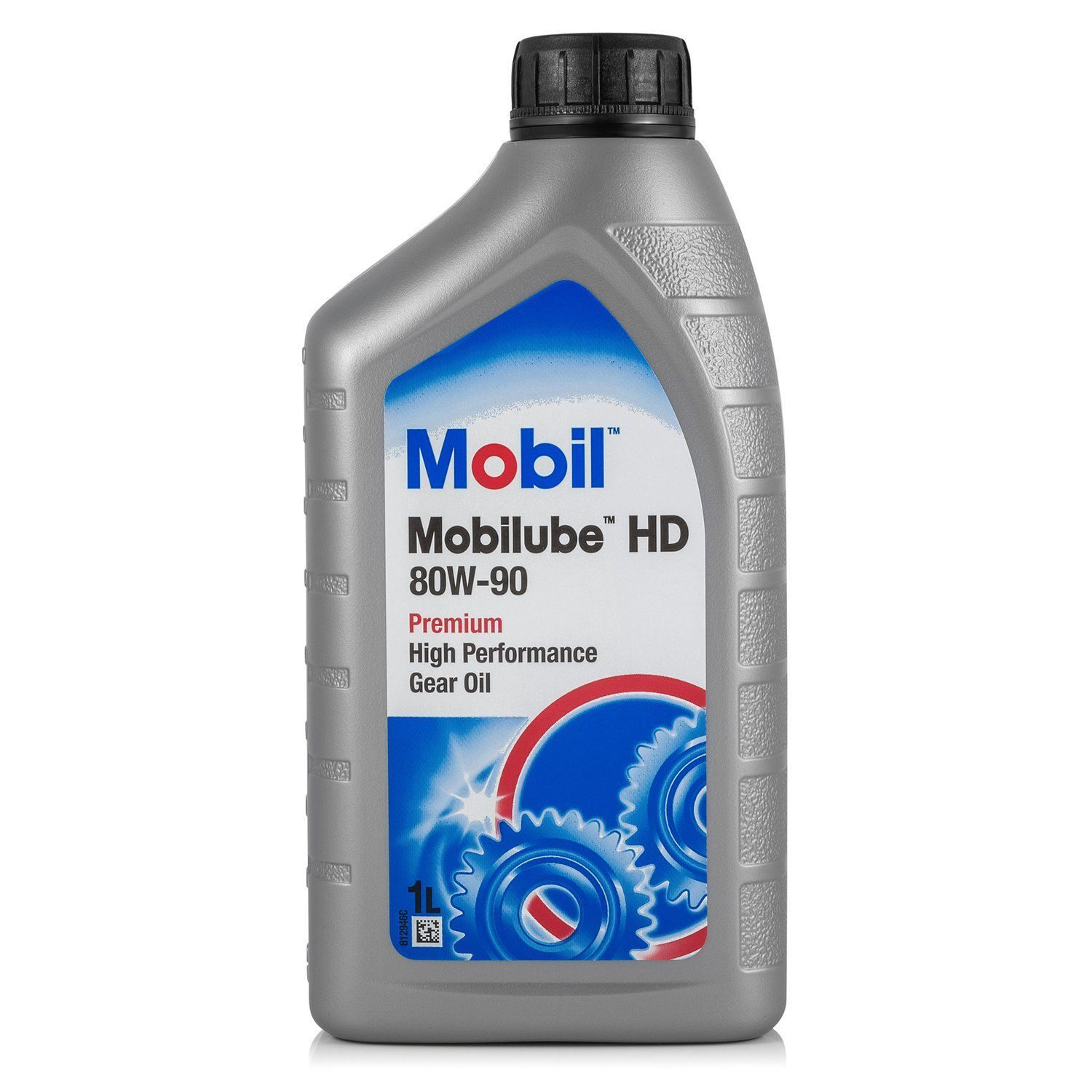 Масло транс. Mobil Mobilube HD 80w90 GL-5 (1л)
