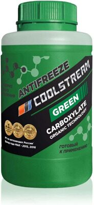 Антифриз CoolStream Green (зеленый) (1кг)
